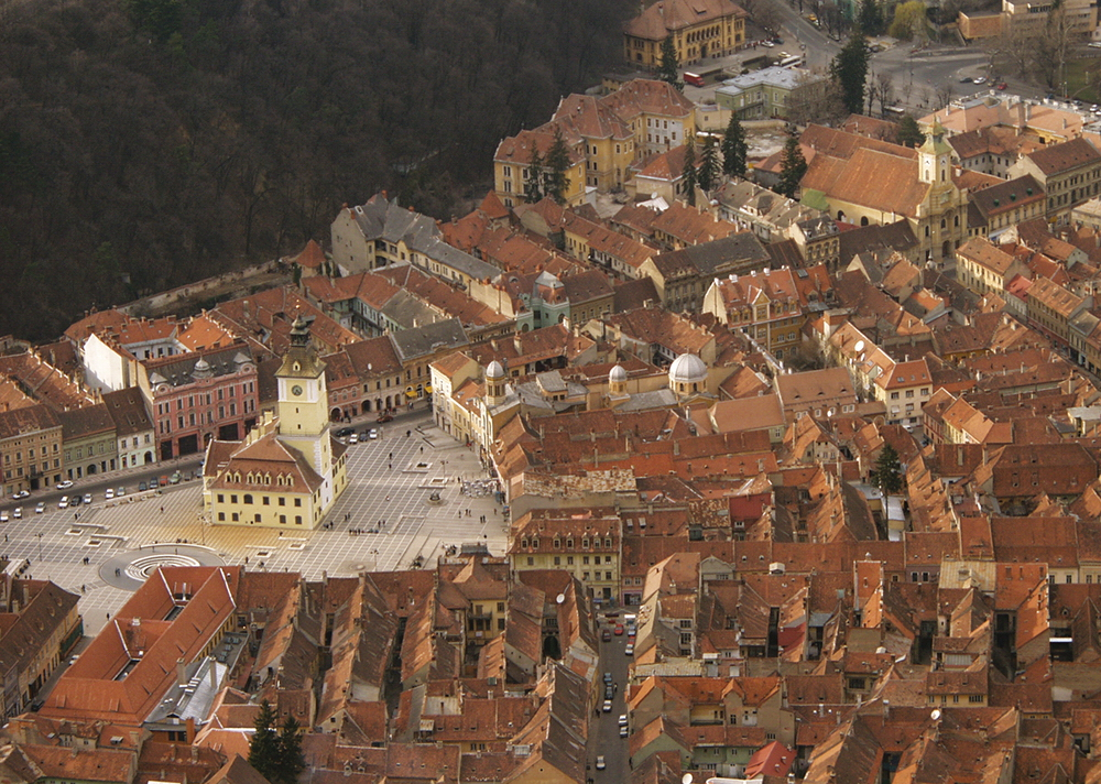 Brasov - The Council Square