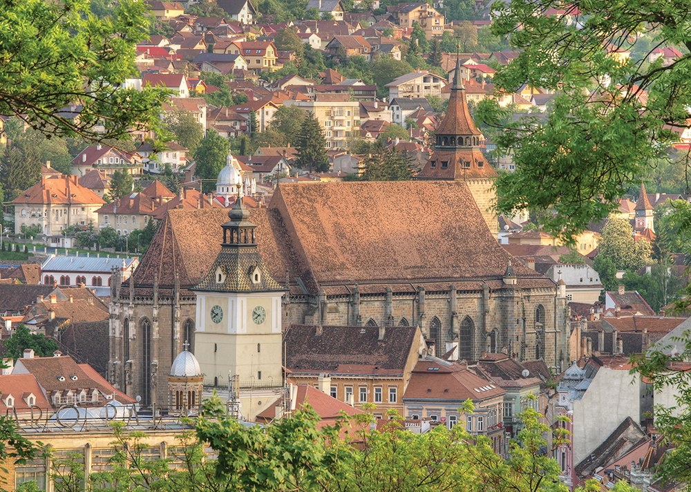 Brasov - The Black Church