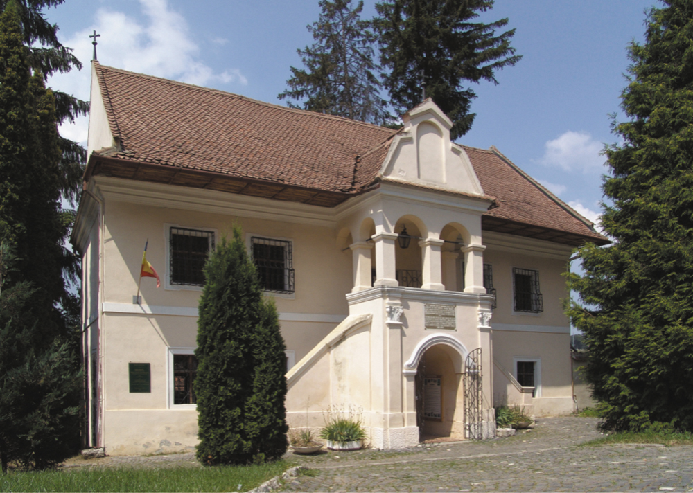 Brasov - The Museum Of The First Romanian School