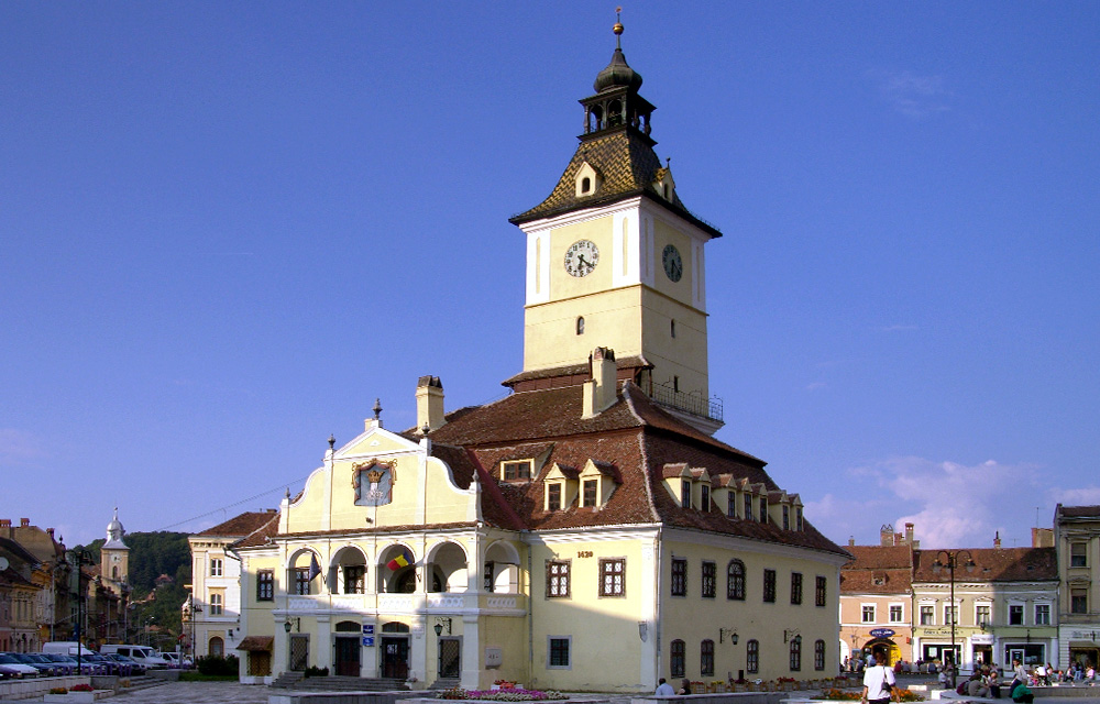 Brasov - Council House